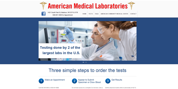 American Medical Laboratories