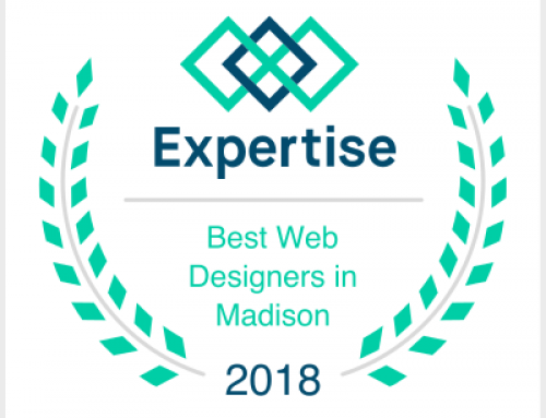 Krueger Web Design Named to Top 16 Web Designers in Madison in 2018